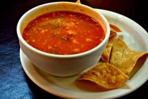 """El Fogon Bean """"Soup"""""""