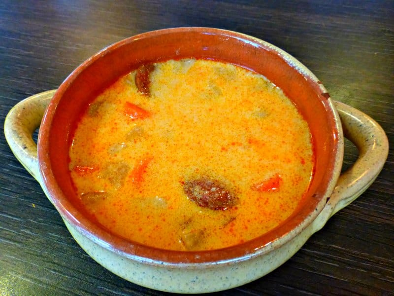Hungarian Potato And Sausage Soup