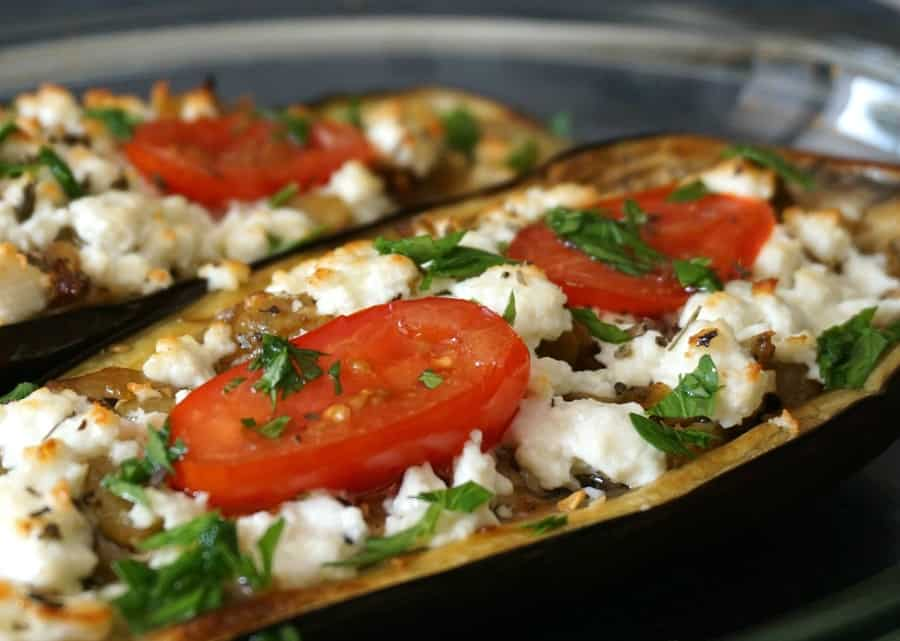 how to cook eggplant roasted