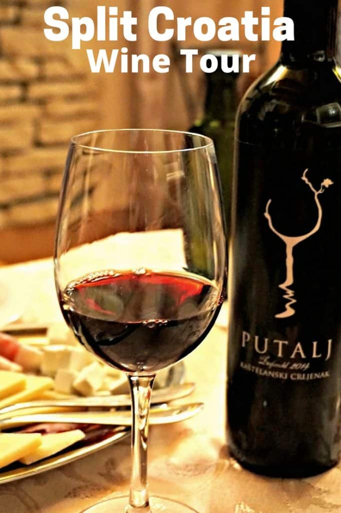 Wine in split croatia a story of family wine and a grape for Food wine bar zinfandel split