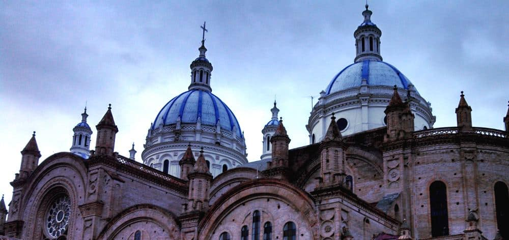 Cuenca Ecuador Church