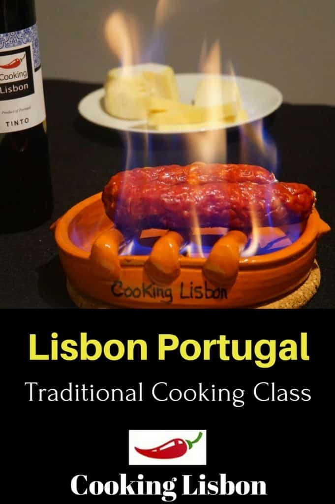 Lisbon Portugal Cooking Class
