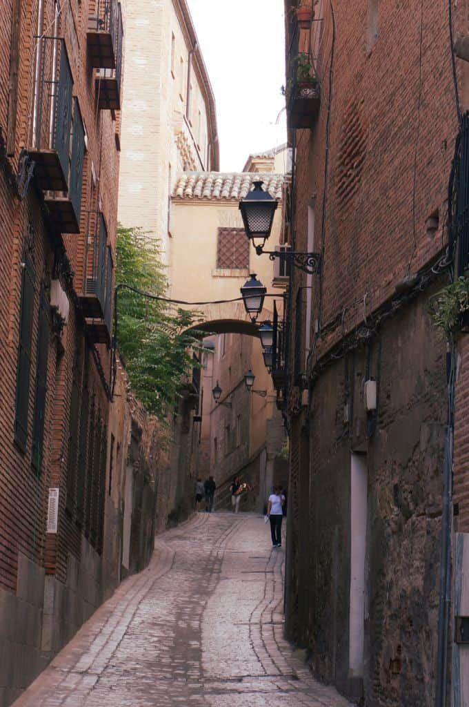 Toledo Spain In Photos