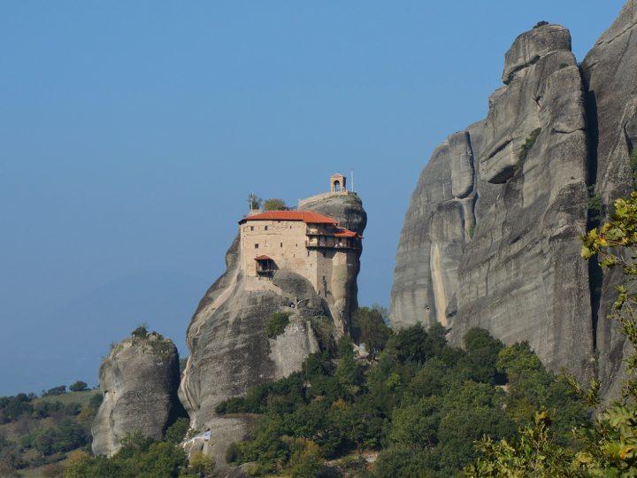 Athens to Meteora Side Trip