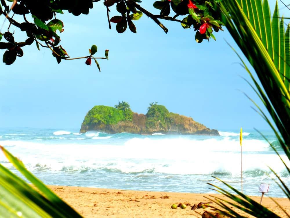 Puerto Viejo Costa Rica Playa Manzanillo Bike Tour