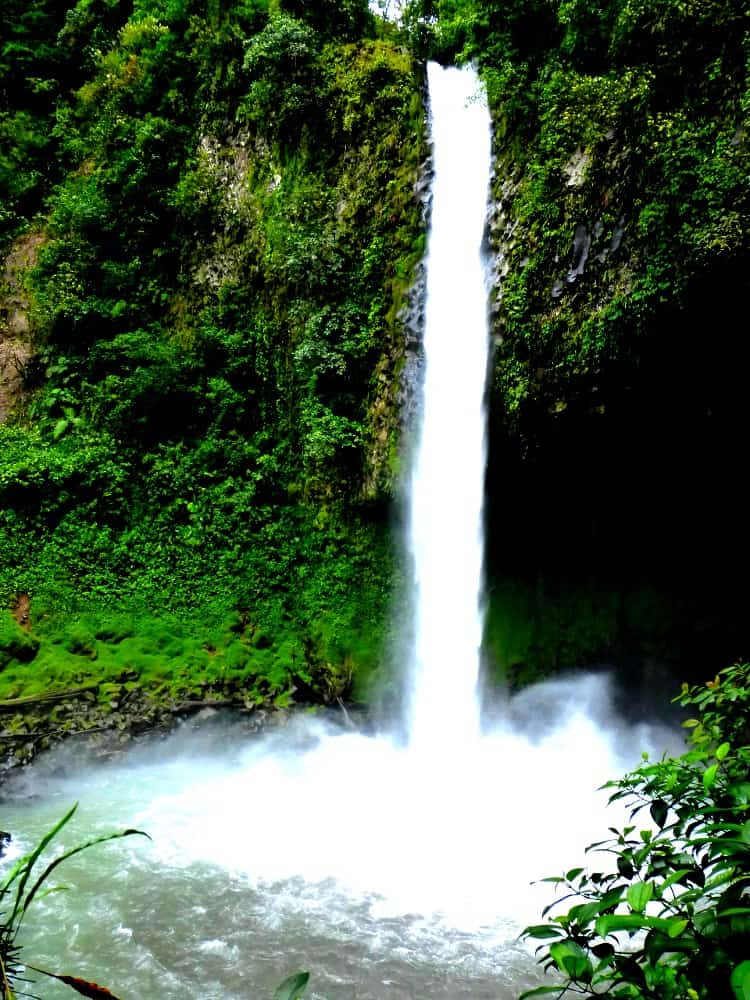 Arenal Area Waterfall