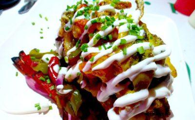 Arrachera Potato