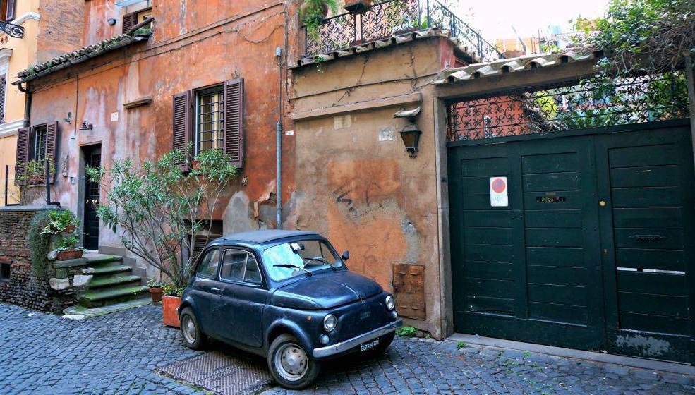Rome's Best Neighborhood: Trastevere