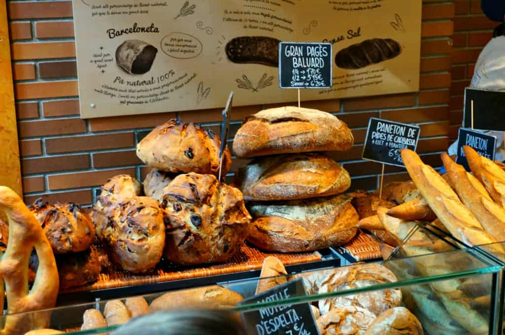 Gracie Barcelona Bakery