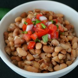 Mexican Charro Beans (Frijoles Charros)
