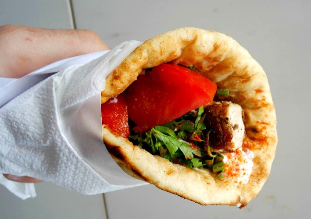 Greek Souvlaki
