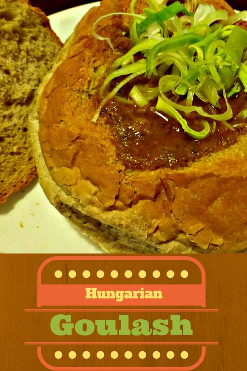 Hungarian Goulash Recipe