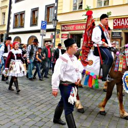 Celebrating Spring with Festivals in Prague