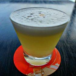 Peruvian Classic Pisco Sour