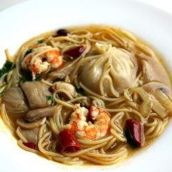 Hot Pot Asian Soup (Shabu-Shabu)