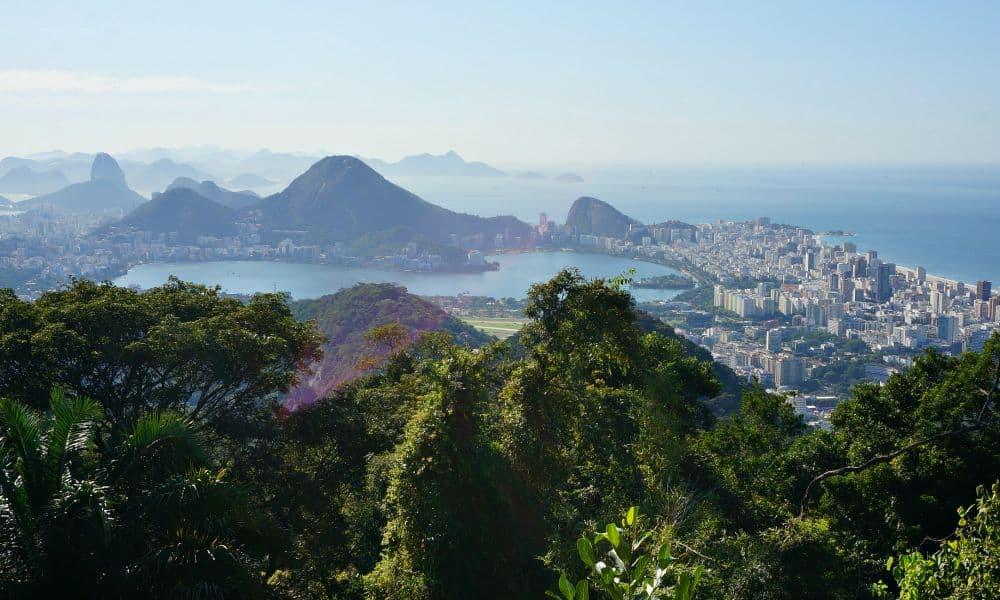 Tijuca Hike View of Rio