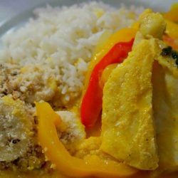 Brazilian Seafood Stew – Moqueca Baiana