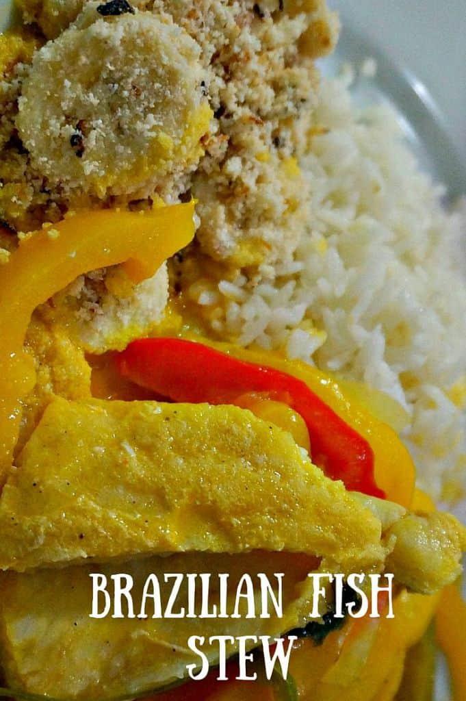 Brazilian Seafood Stew - Moqueca Baiana