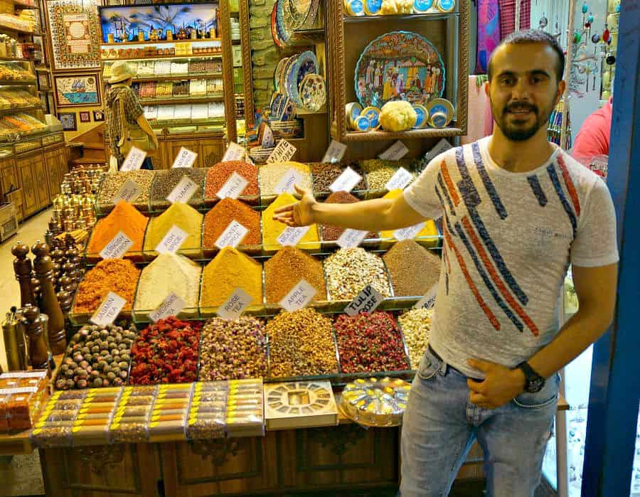 Istanbul Food and Market Tour