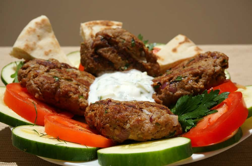 Kofte Turkish Meatballs Recipe