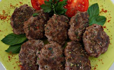 Turkish Meatballs Kofte