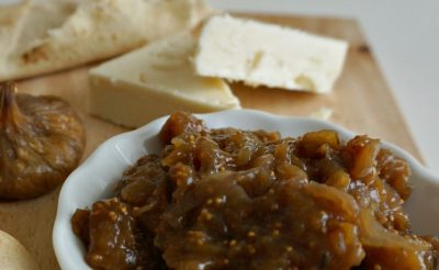 Fig and Onion Chutney