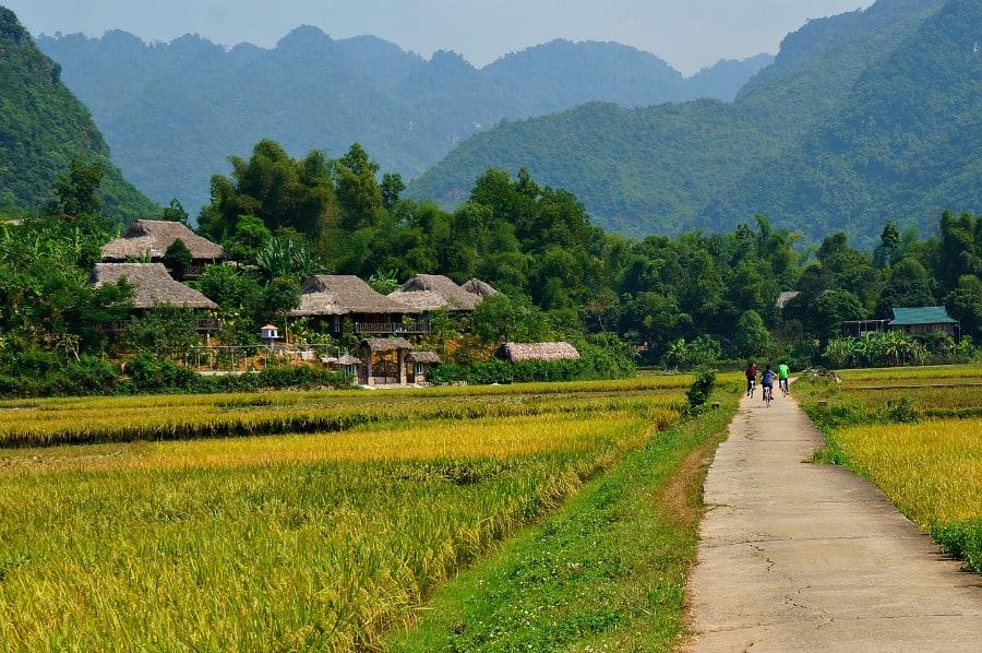 Mai Chau Lodge Activities