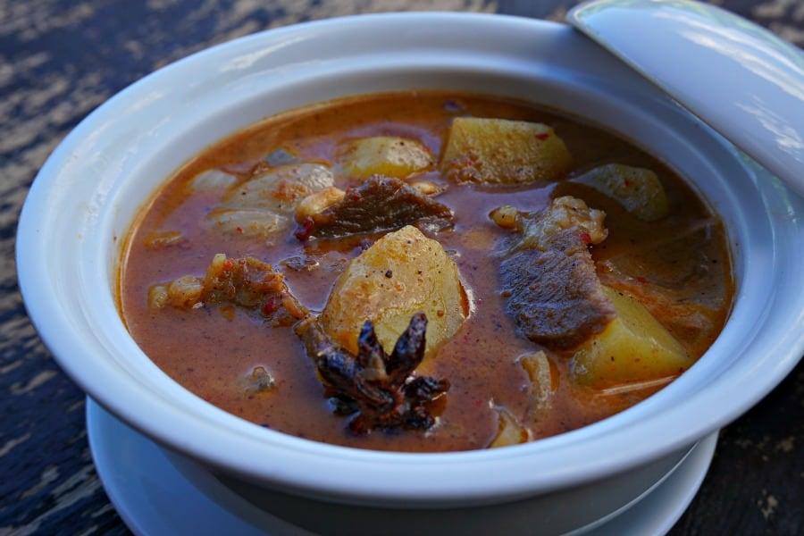 Massaman Curry Recipe