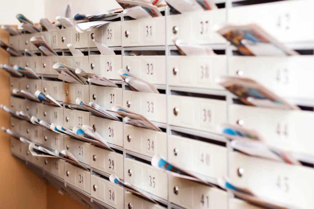 Mail Forwarding: Lots of Mail