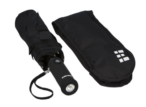 Zero Grid Flashlight Umbrella