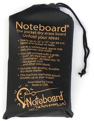 noteboard folding whiteboard