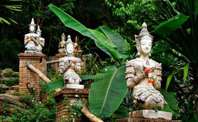 Doi Suthep Temple Hike