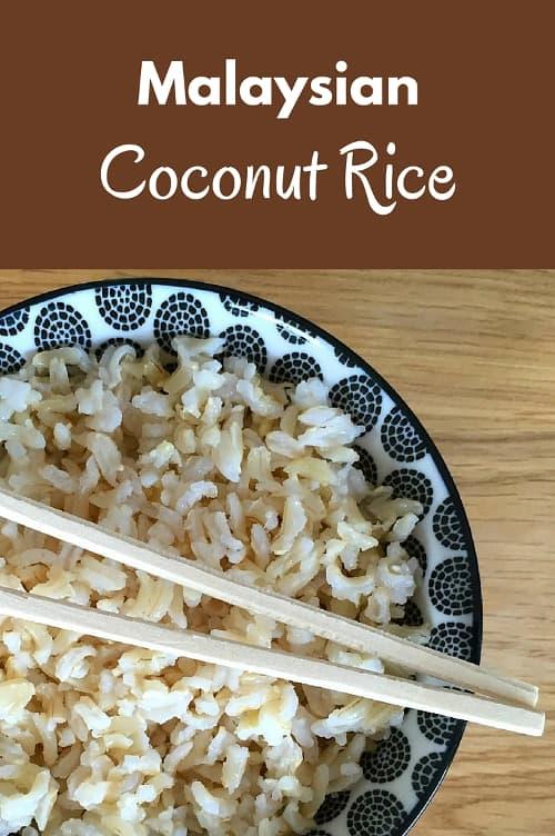 Malaysian Coconut Rice