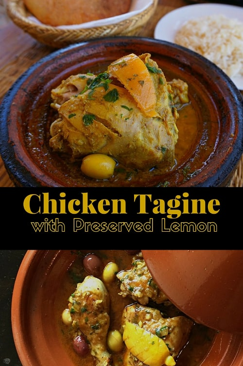 Chicken Tagine Recipe
