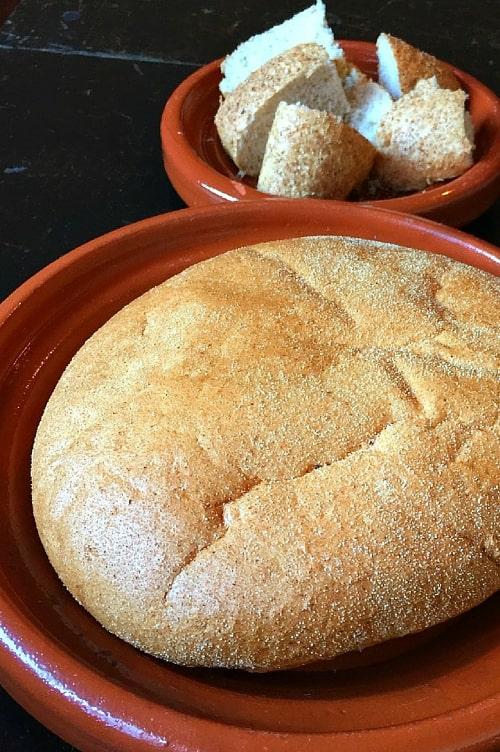 Moroccan Bread - Khobz