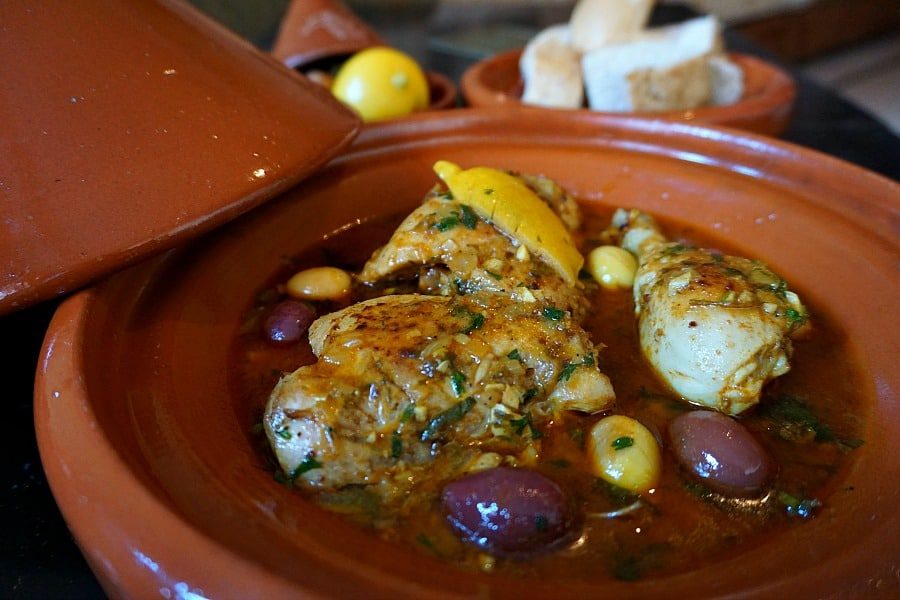 marrakech moroccan cooking class - la maison arabe