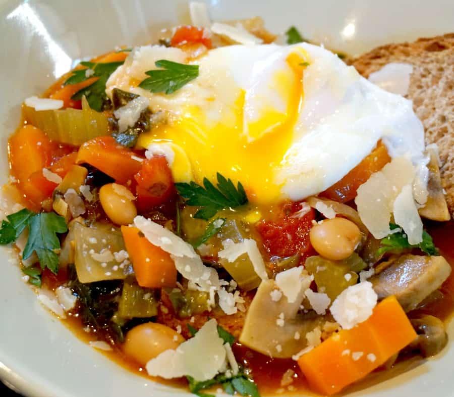 Acquacotte - Italian Vegetable Soup
