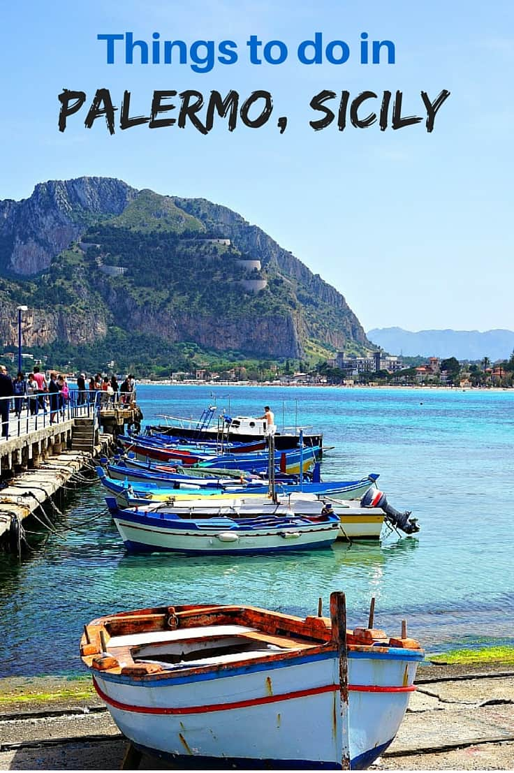 Things to do in Palermo Sicily