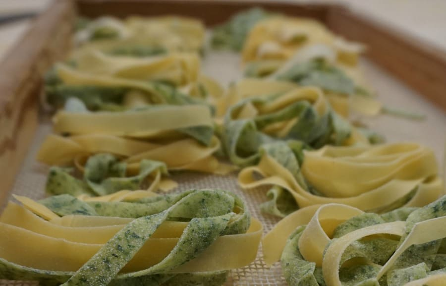 Bologna Italy Cooking Class