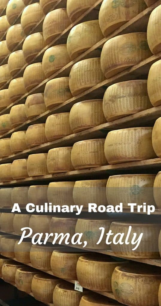 A Gastronomy Road Trip in Parma, Italy