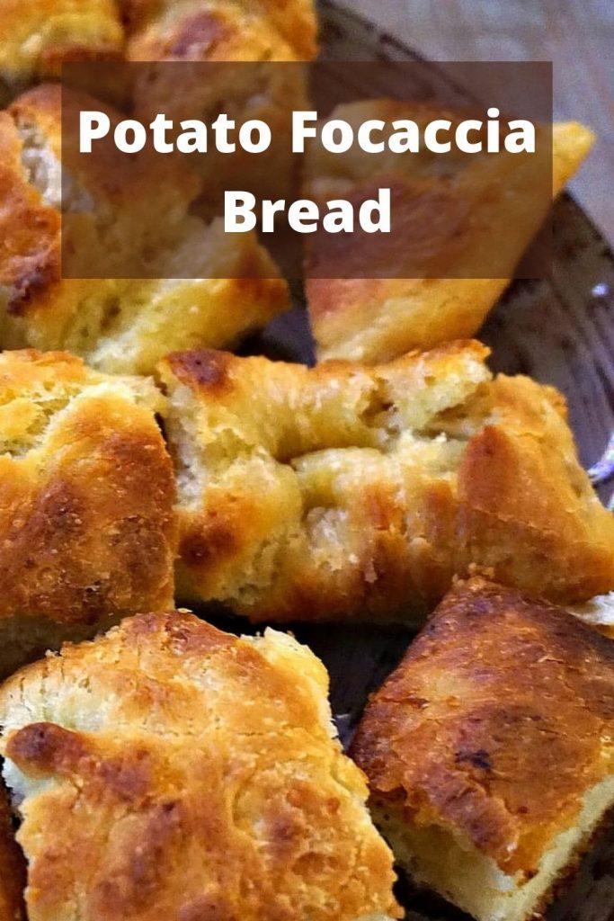 Italian Potato Facaccia Recipe
