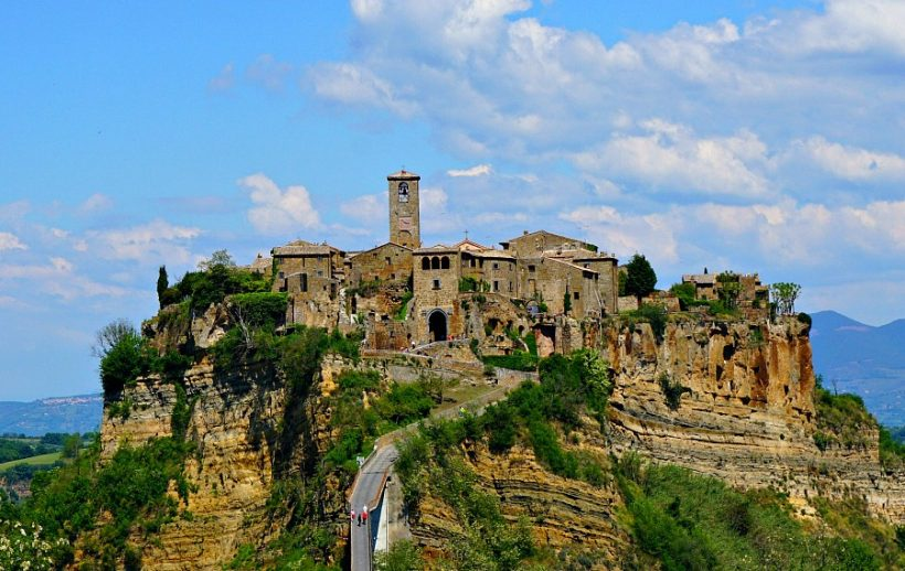 Medieval Hill Towns in Italy