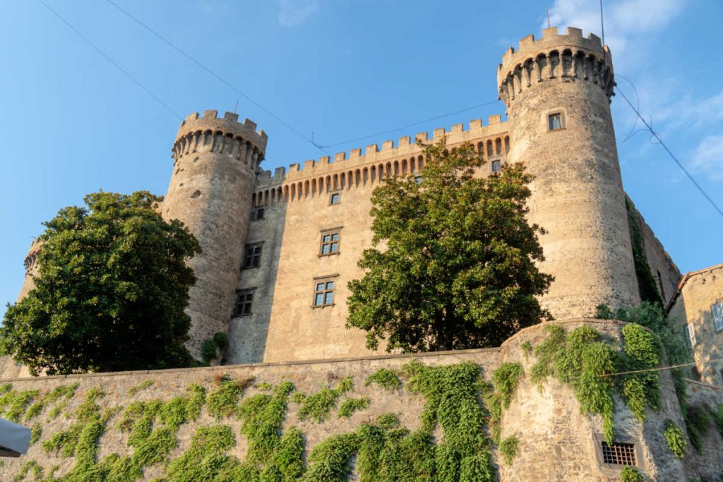 Medieval Towns in Italy: Castello Odescalchi