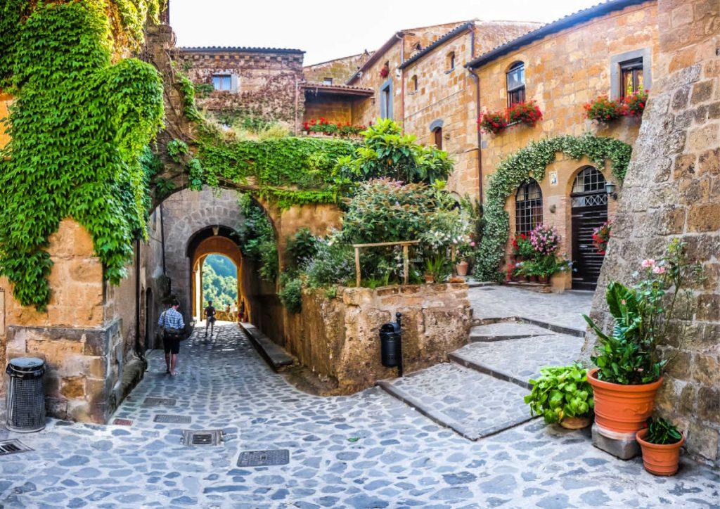 Hill Cities: Civita di Bagnoregio