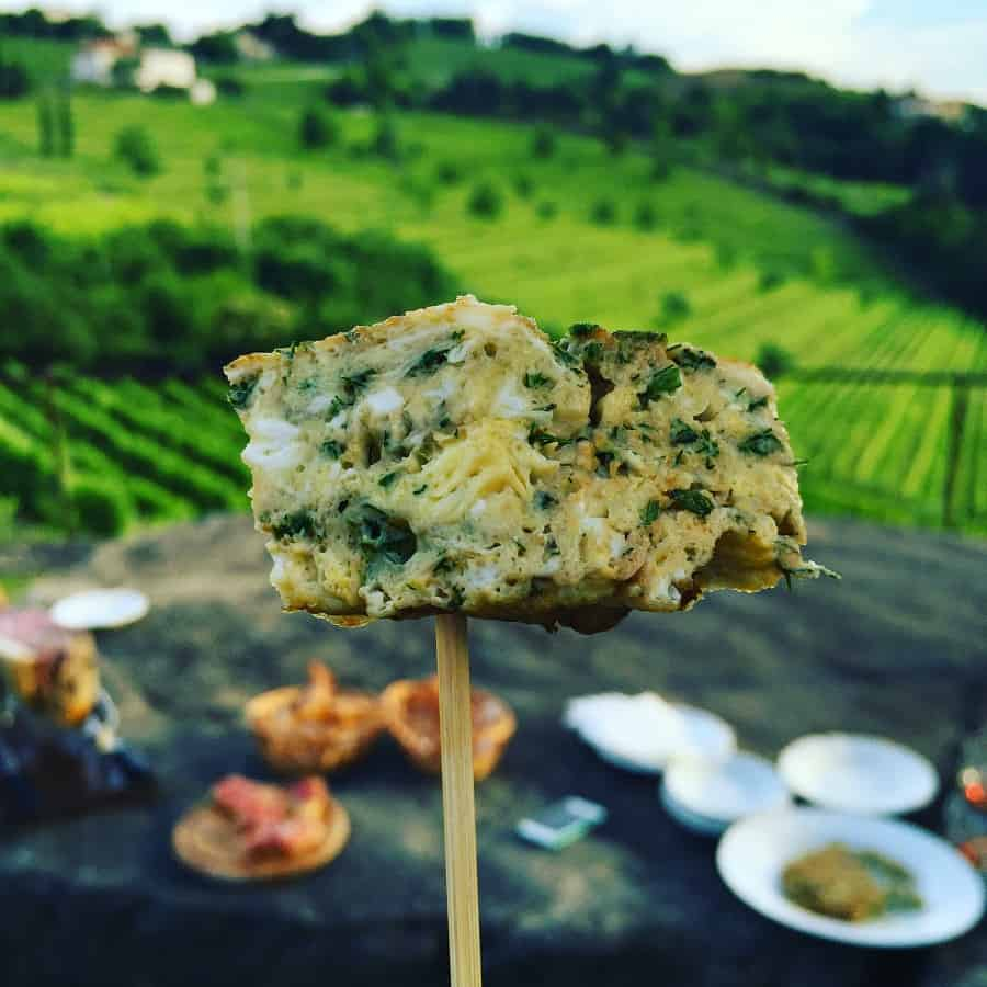 Italian Herb Frittata