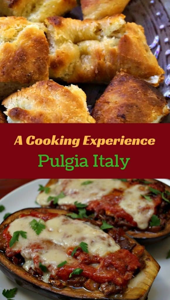 Cooking Experience Lecce Italy