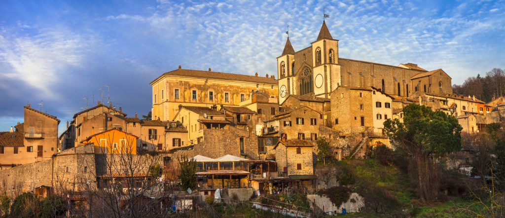 Medieval Towns in Italy: San Martino