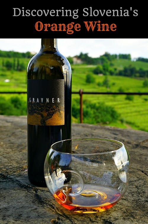 Granver Orange Wine