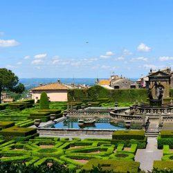 Villa Lante Bagnaia, Viterbo Italy
