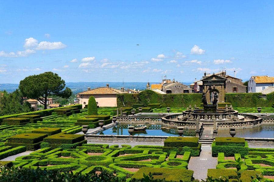 Villa Lanta Bagnaia Viterbo Italy